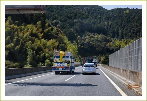 Solitary Journey [1747] 恒例の九州車旅でしたが、初日の深夜にホテルで震度6弱の大地震に遭遇!<白野江植物園>福岡県北九州市