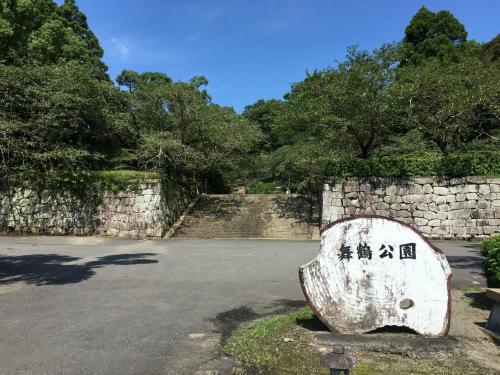 宮崎に残る城跡を気ままにぶらり旅