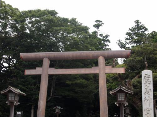 神宮と神宮を巡る 鹿島神宮・香取神宮('16)