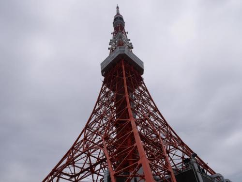 2016年:夏休み!東京ワンピースタワー&東京タワー&KITTEに行ってきた!(家族で!)