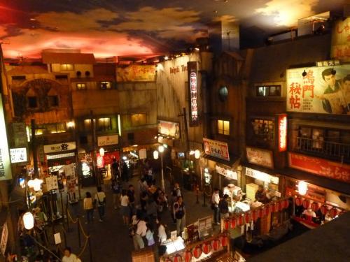 新横浜ラーメン博物館 2012/05/19