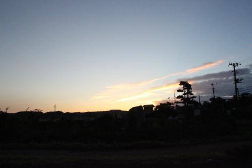 千葉県、房総半周のドライブ
