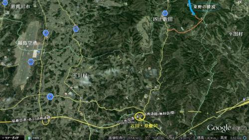 "◆ ""run out of ideas "" 困ったときの東野の清流詣で"