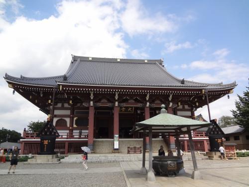 池上本門寺にお参り&古民家カフェでまったり