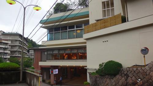 有馬温泉 兵衛向陽閣でゴンママ恒例の兄弟会を開催。