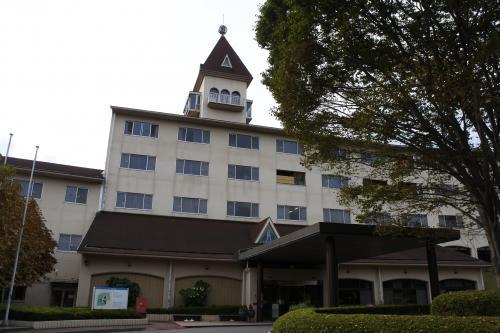 かんぽの宿 栃木喜連川温泉を探検♪