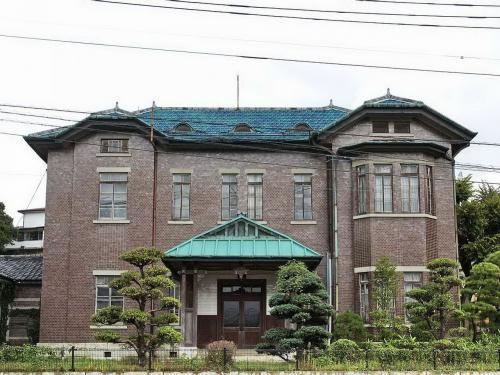 埼玉県・入間市 西洋館の見学