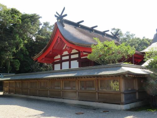 世界文化遺産登録を目指す宗像大社等を初訪問(修正版)