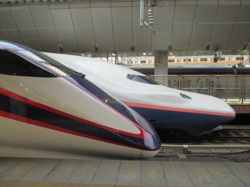 北陸新幹線&北陸観光列車乗り鉄の旅 1 グランクラス出発&ベルモンタで氷見へ