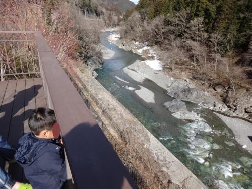 家族で行く北関東旅行【1日目】 群馬県上野村へ