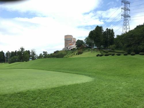 妙義でゴルフ & 妙義神社観光