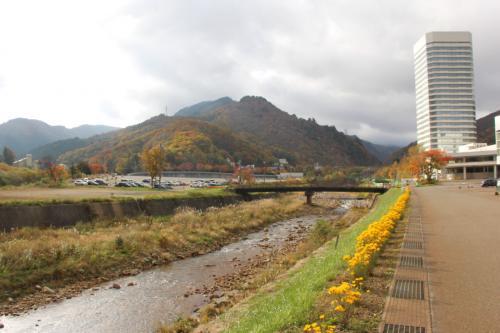バスツアーで八海山と苗場ドラゴンドラへ(2日目)