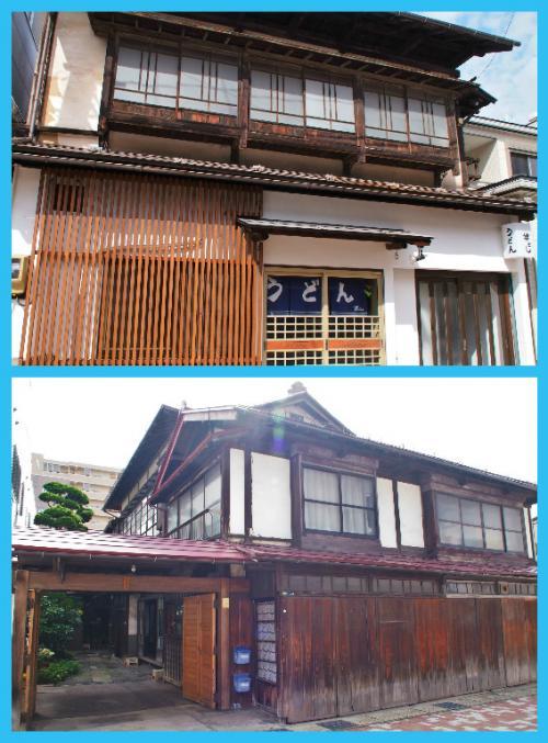山形市内の散策・・・江戸時代の寺町界隈と、明治・大正の洋風建築
