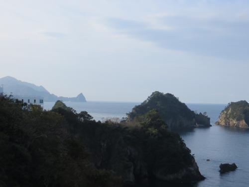 長寿を祝って伊豆半島巡り 三日目 堂ヶ島~土肥~清水へ