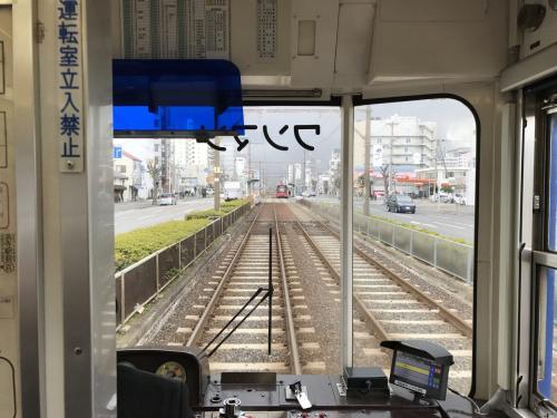 今日は「初辰さん」の日 路面電車でぐるっと大阪巡り