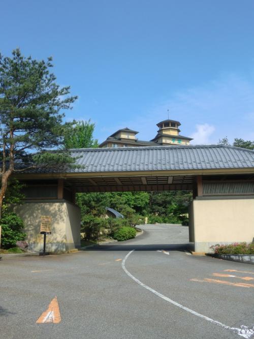 新潟ふらりひとり旅 ②月岡温泉