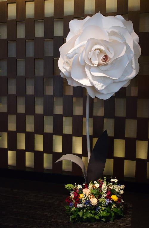 都会の秘密の花園で・・・日本一早いお花見を・・・FLOWERS by NAKED ー立春ー