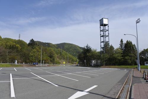 関越自動車道 ☆ 下牧PAからの眺望