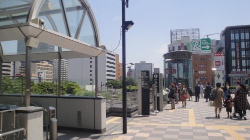 プロ野球観戦 交流戦 楽天:広島 koboスタジアム