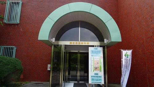 大阪池田市 歴史民俗資料館の見学。