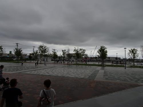仙台駅周辺の街歩き
