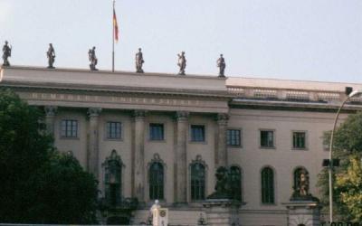フンボルト大学ベルリン - Humboldt University of Berlin