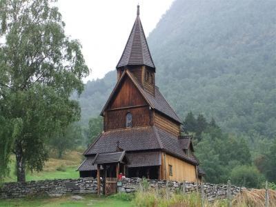 ウルネスの木造教会の画像 p1_36