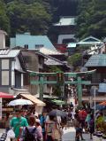 江ノ島の写真
