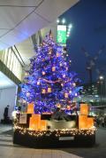 ★2016.12東京★1泊2日(渋谷のディズニープリンセスツリー/品川プリンスホテル イースト)