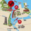 FF30周年×横浜みなとみらいプロジェクションマッピング 【海洋都市ヨコハマ 龍神バハムート、襲来】