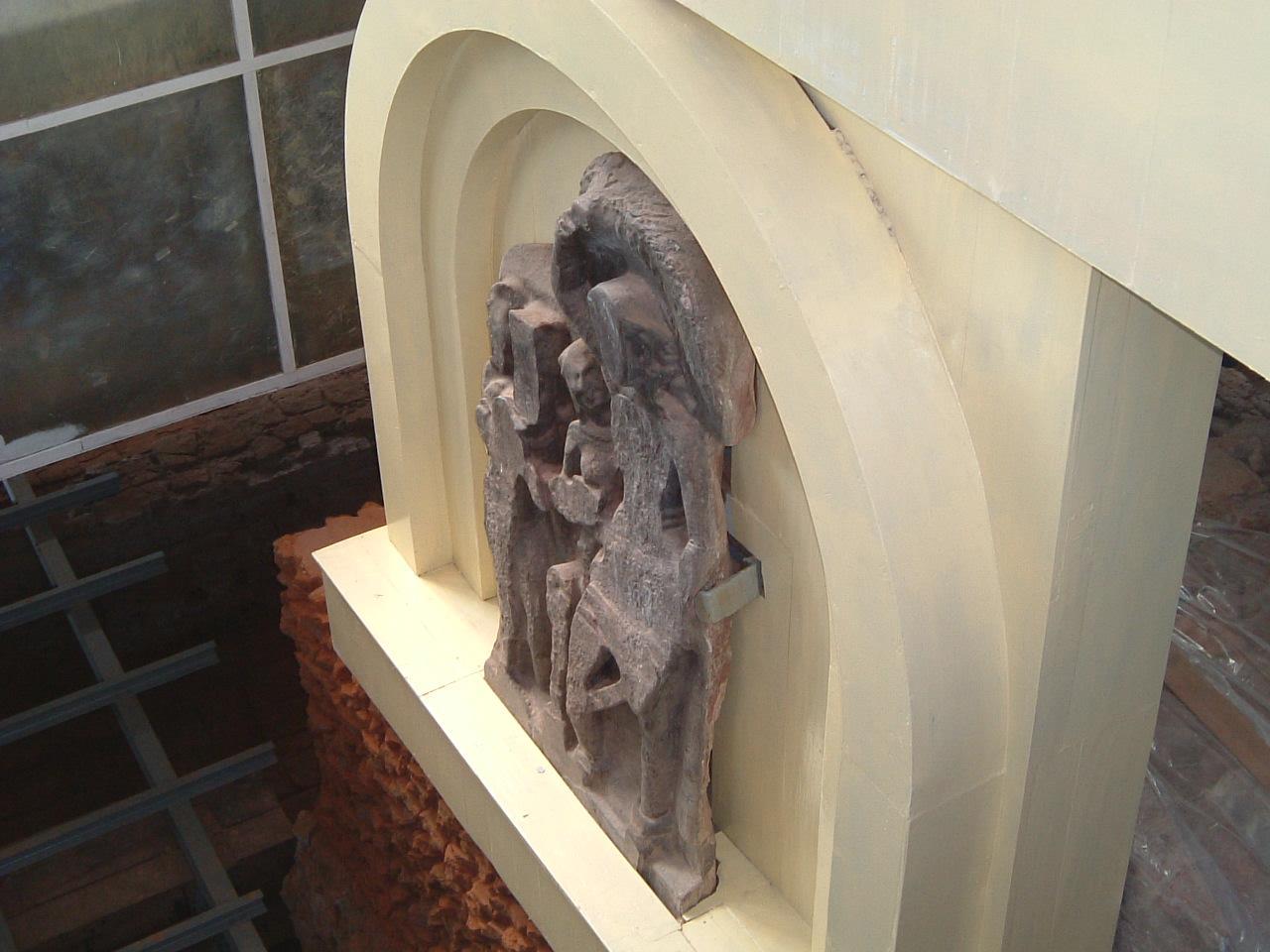 このルンビニー園の真ん中には今大きなお堂が建設さ... 『インド仏跡参拝と世界遺産の旅?【ルンビ