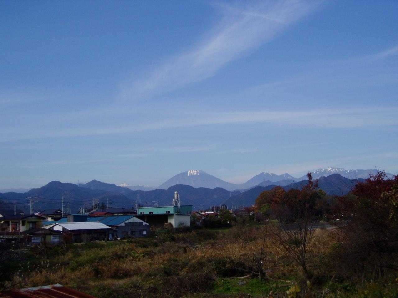 日光連山雪景色』 [栃木]のブロ...