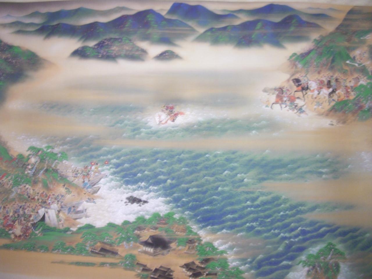 「藤戸の戦い地図」の画像検索結果