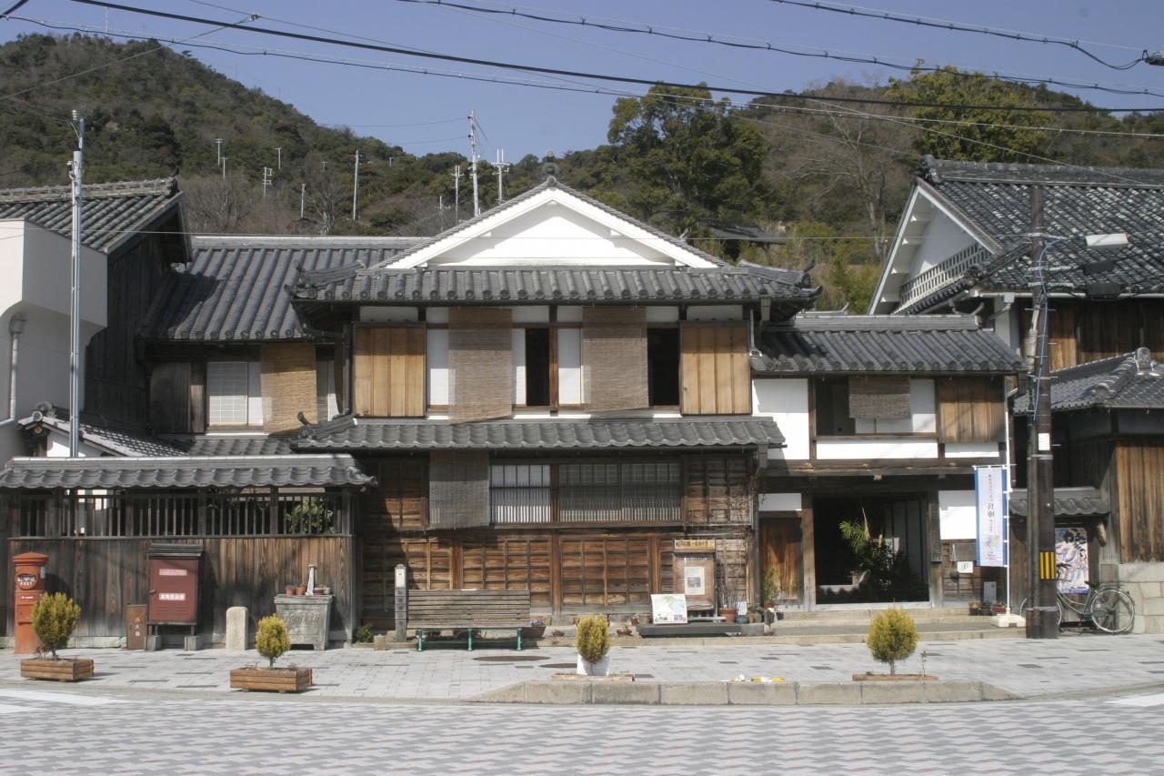兵庫県・播州赤穂★坂越のまちな...