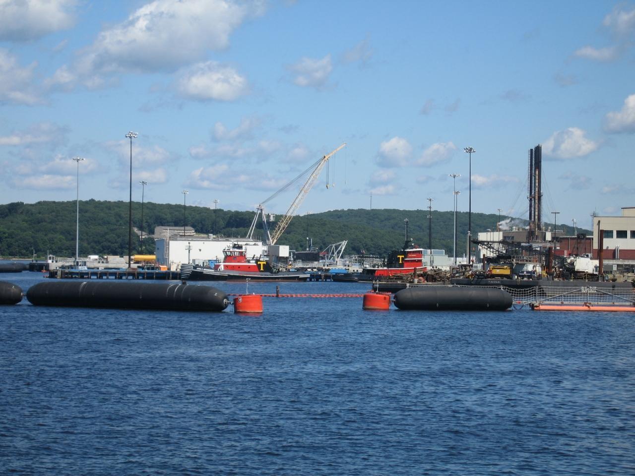 米潜水艦部隊博物館: Groton, C...