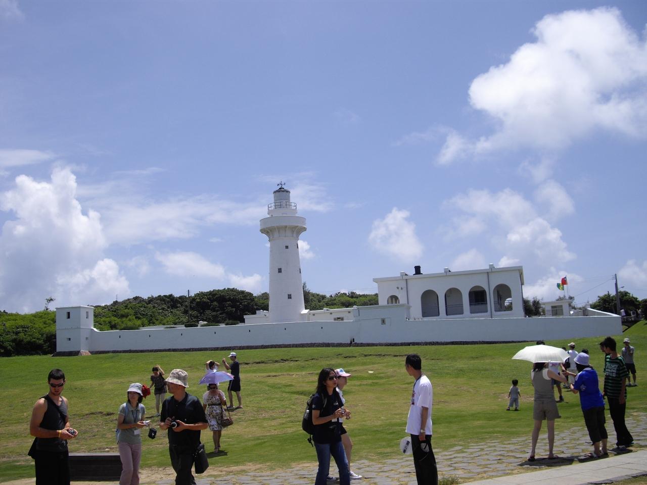 2009年夏・8.台湾最南端の岬・鵝...