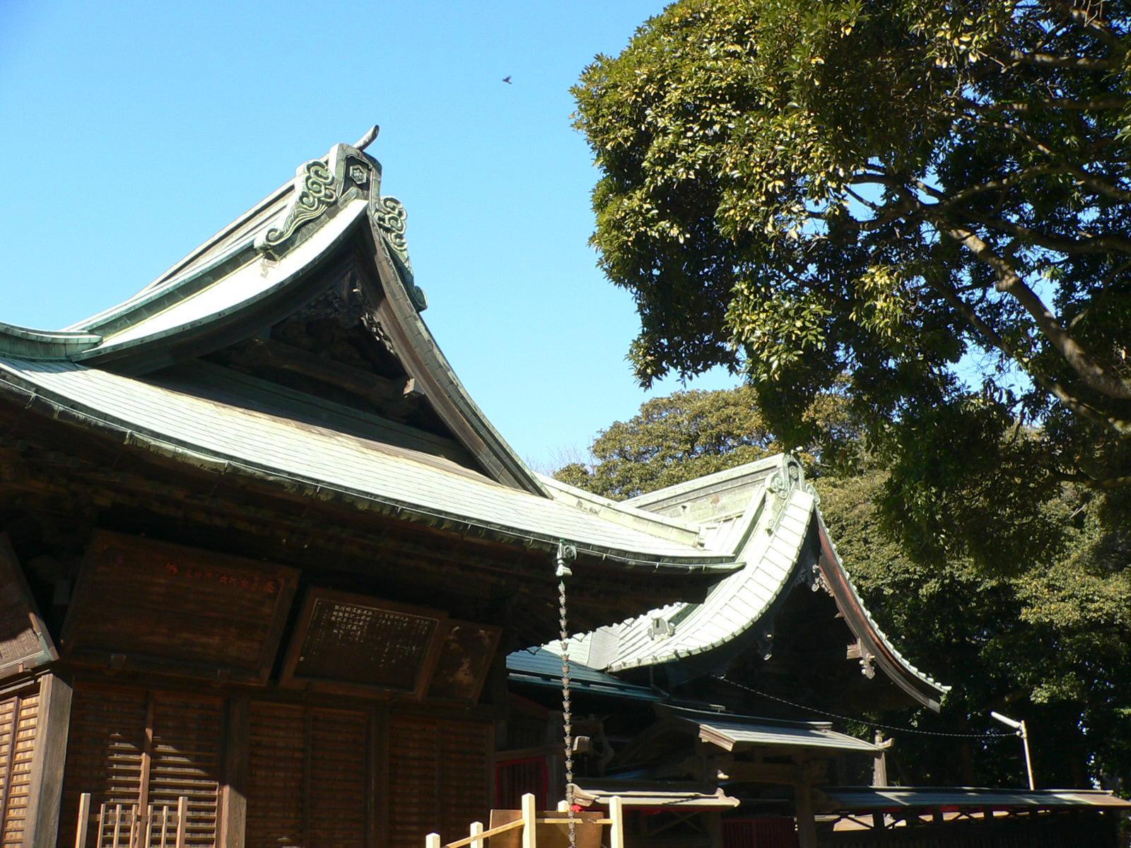 船橋 二宮神社 元日「初詣」 』 ...