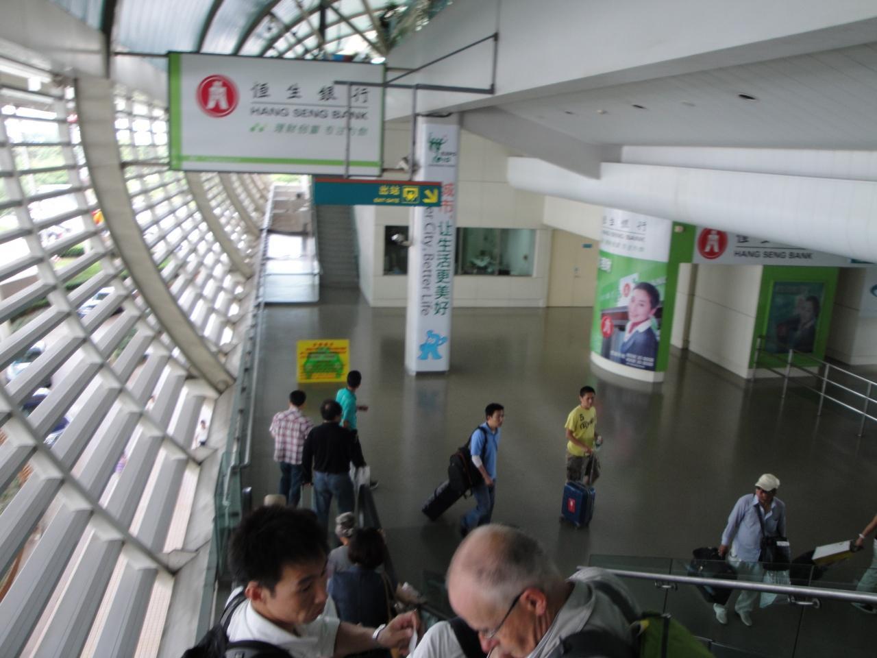 2010年 9月 上海旅行_01(龍陽路...
