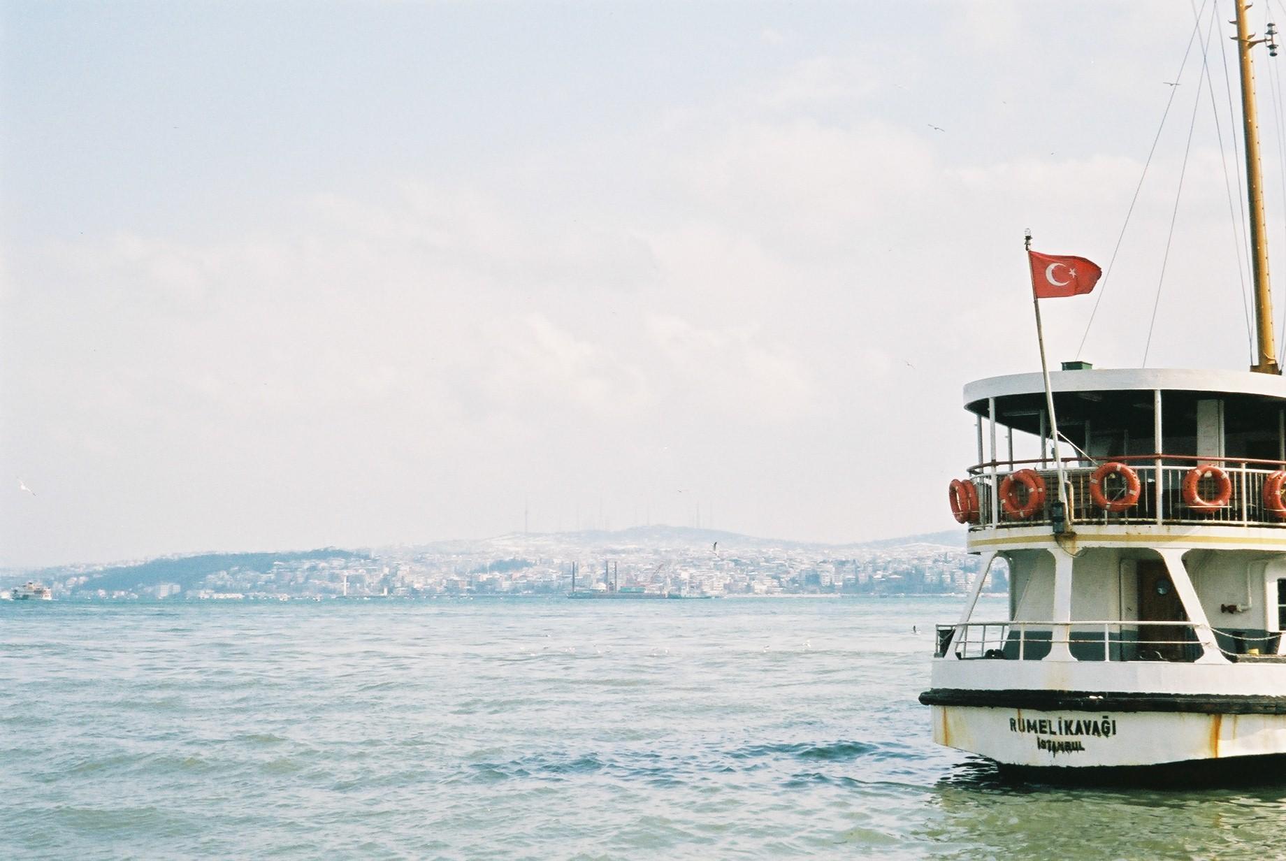 極寒!!のトルコ・ハイライト8日間+1延泊⑥ イスタンブール・・・その2 (トルコ旅行記・完)