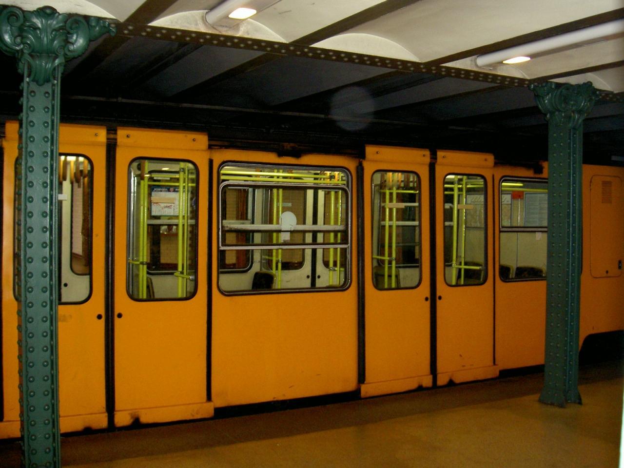 ブダペスト地下鉄の画像 p1_27