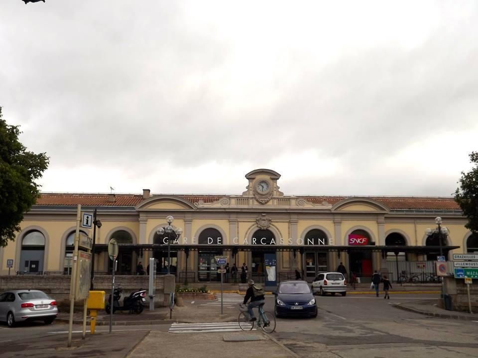 500_31129941 『TGV1等車で世界遺産・歴史的城塞都市へ』 [カルカソンヌ]のブログ
