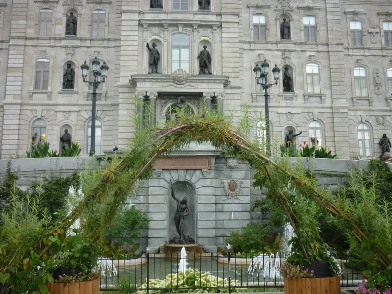 2014年9月 カナダ周遊の旅 ⑤ケベック