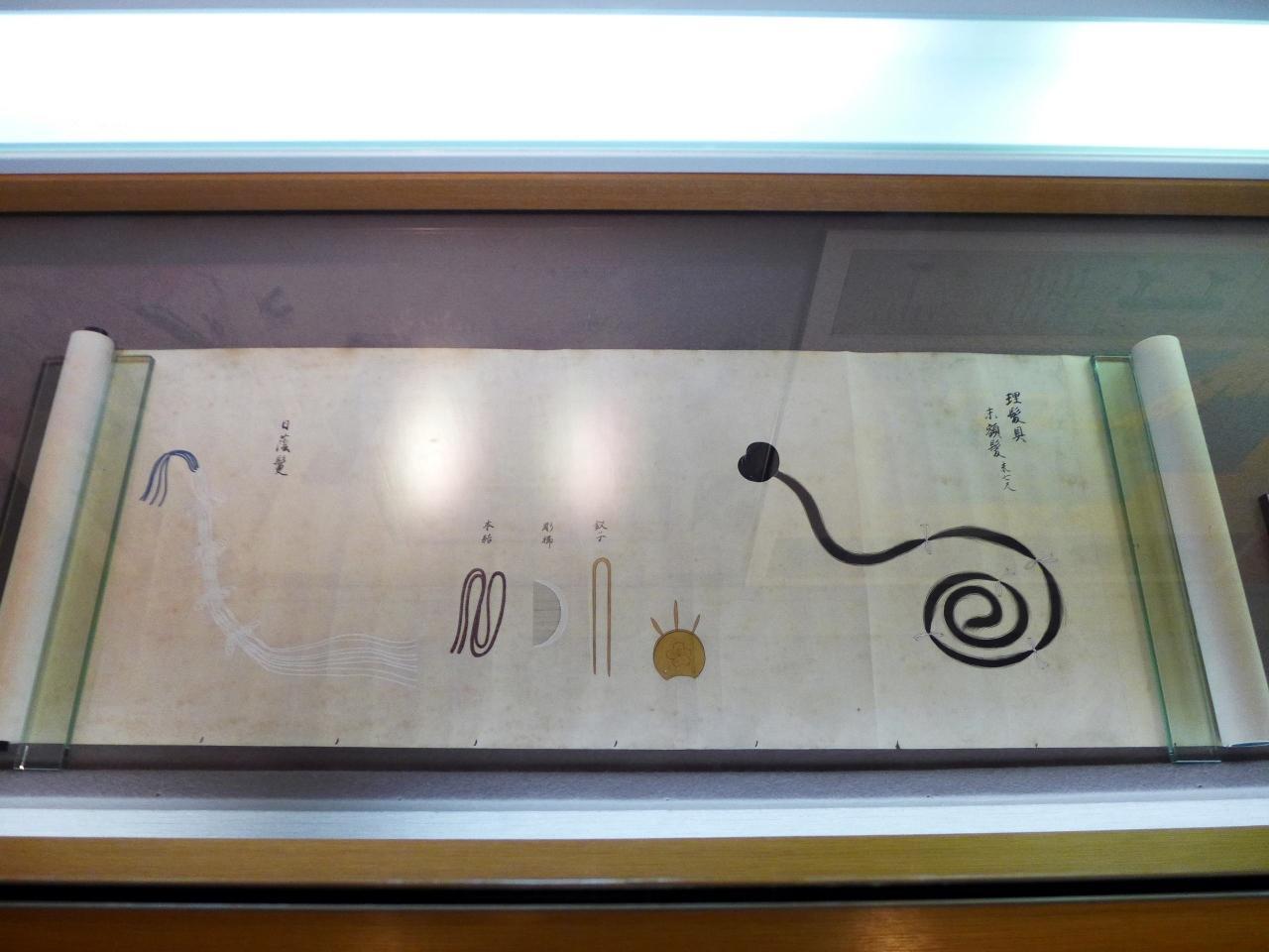 05.夏休みの千葉を訪ねる2泊 国立歴史民俗博物館その4 第2展示室その1 中世