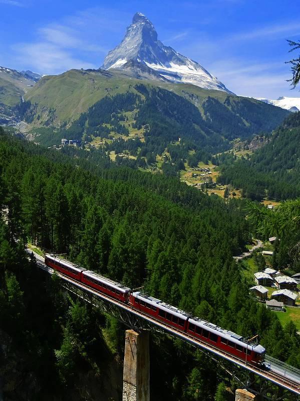 「ゴルナーグラート鉄道」の画像検索結果