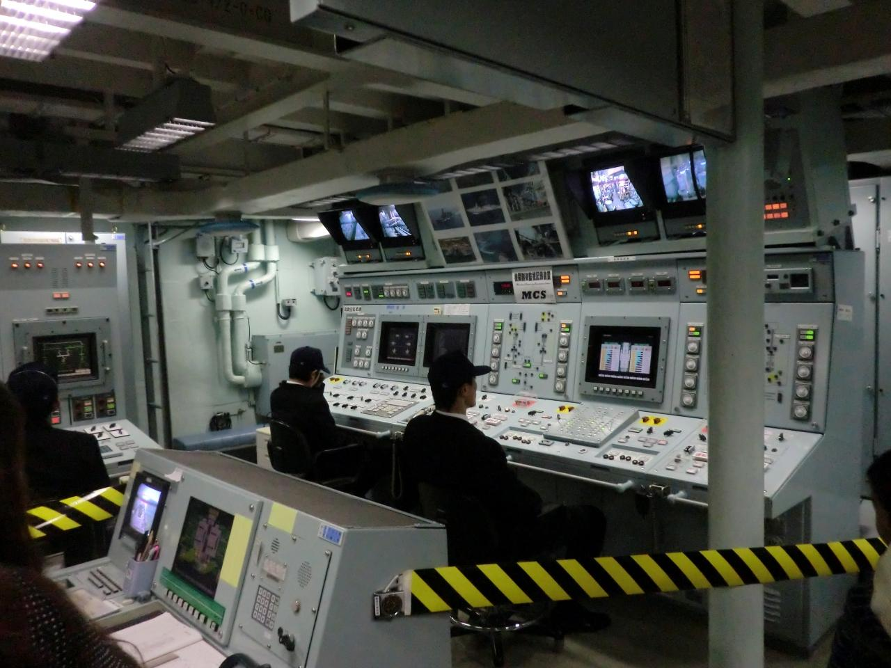 CIC 戦闘情報センター -