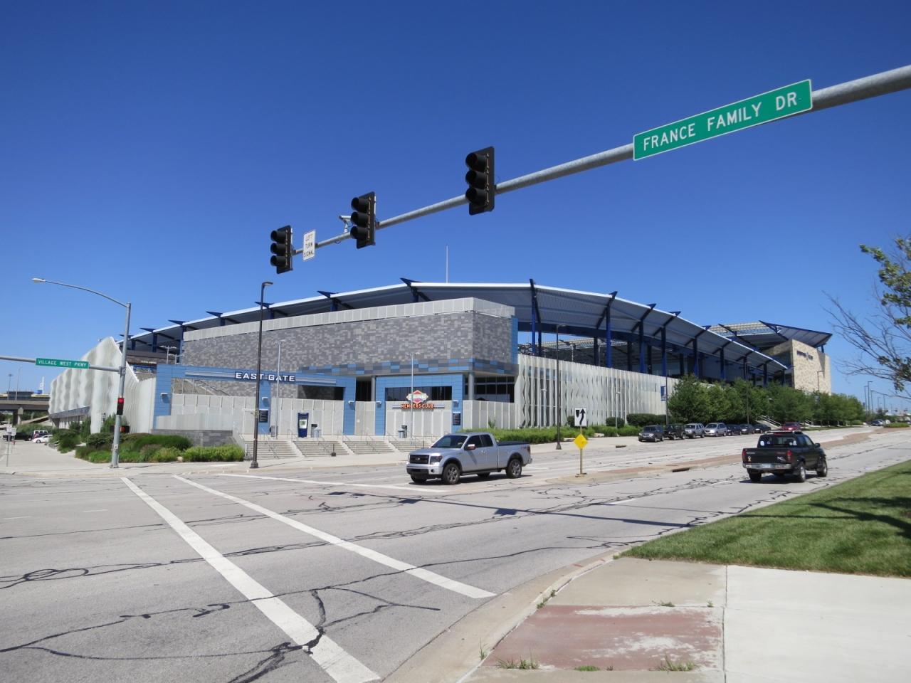 2015カンザスシティMLS&MLB観戦の旅(その1・MLSスポルティング・カンザスシティ編)