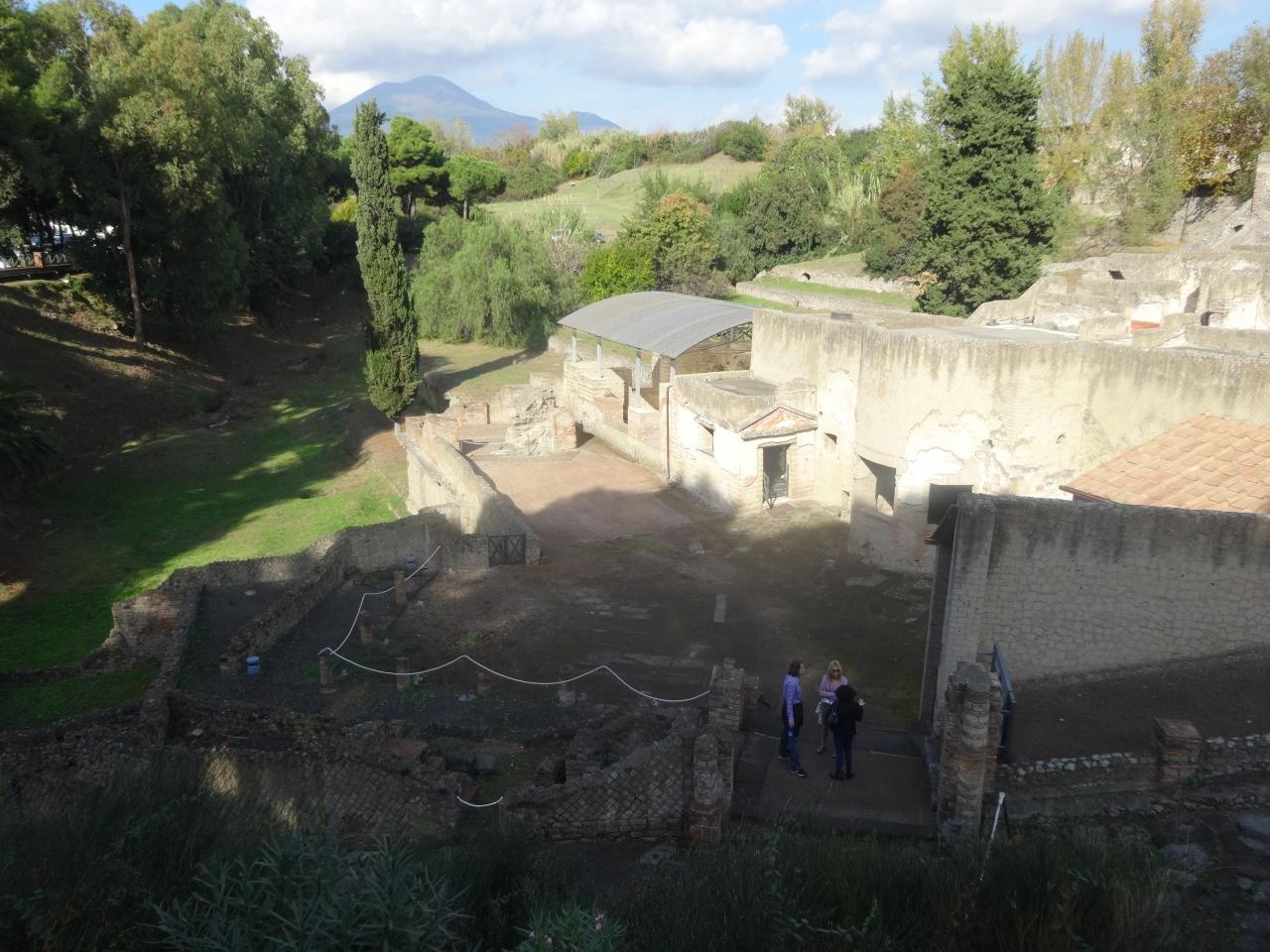 ポンペイ、ヘルクラネウム及びトッレ・アンヌンツィアータの遺跡地域の画像 p1_25