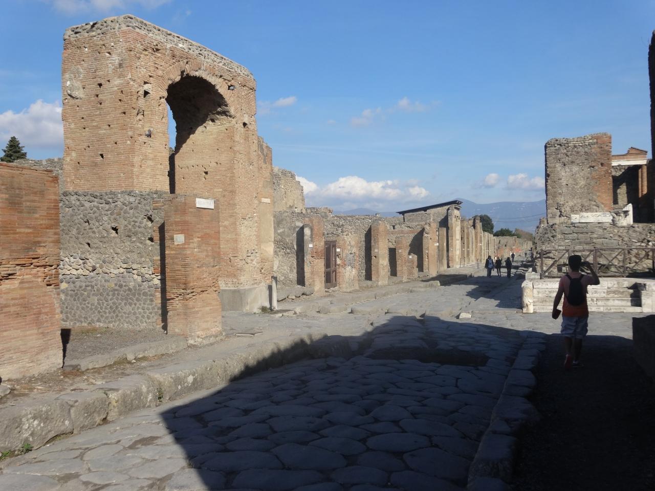 ポンペイ、ヘルクラネウム及びトッレ・アンヌンツィアータの遺跡地域の画像 p1_20