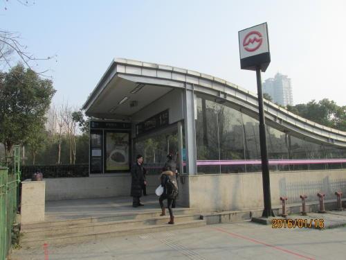 上海西部越界築地域の虹橋路・歴...