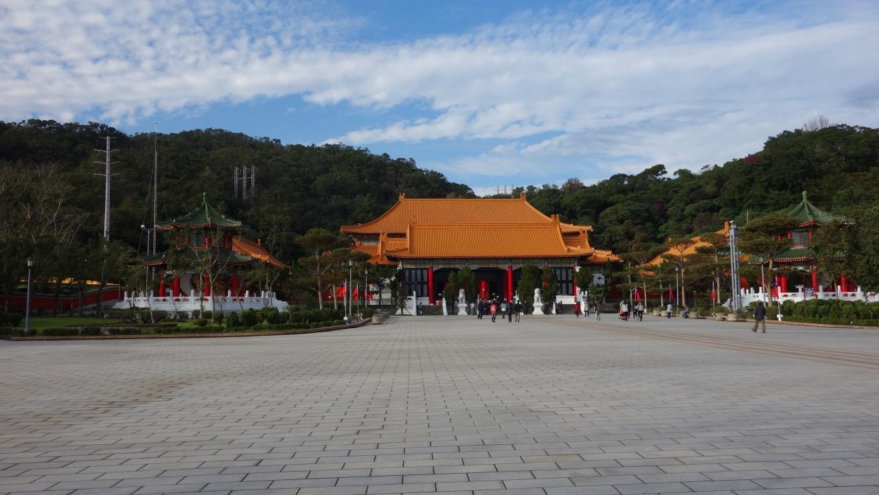 忠烈祠とは台湾の靖国神社のよう...